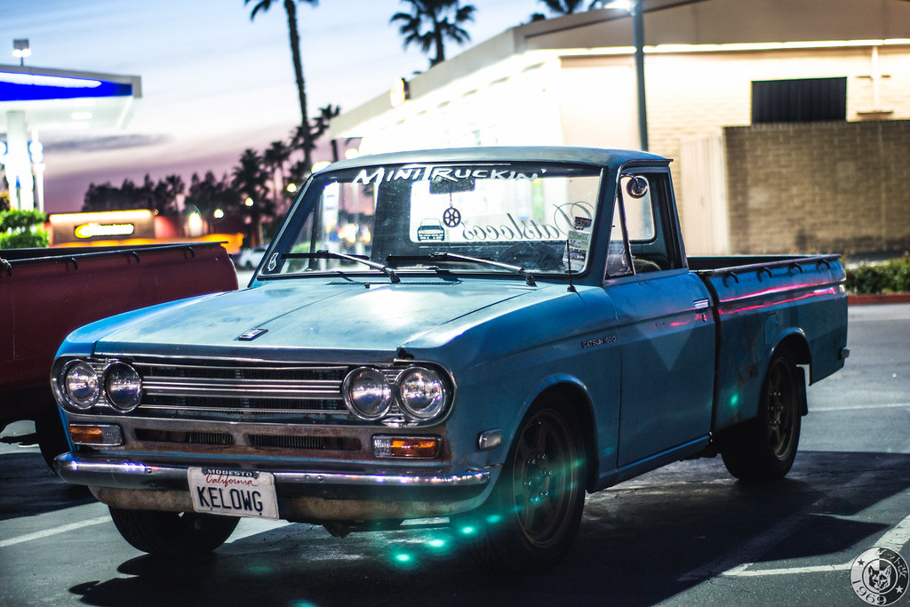 Datslocos Monthly Datsun Nissan Meet In Manteca Ca Last