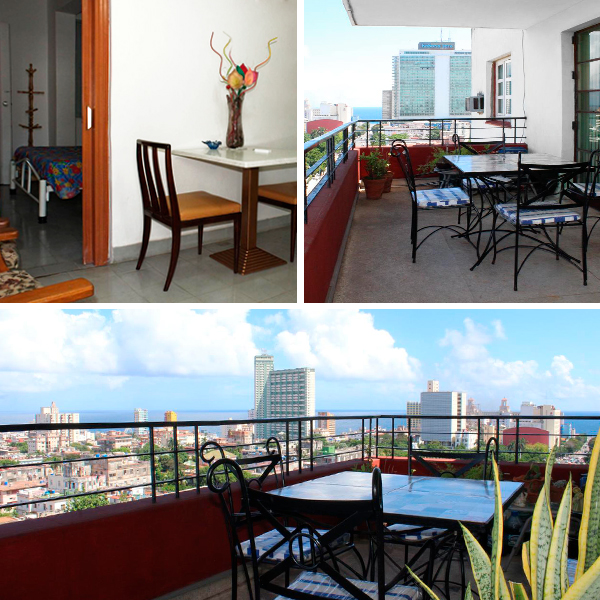 Reguera's Apartment en el Vedado