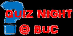 Quiz Night at BUC - 2nd June 2018