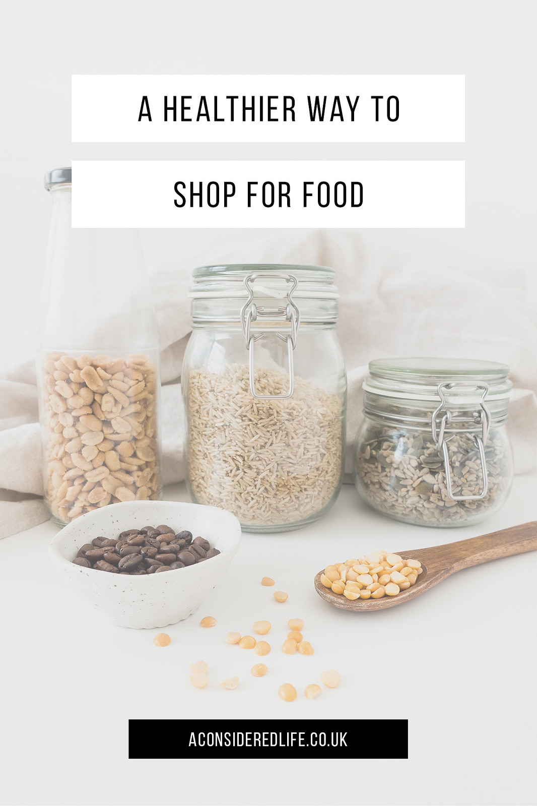 A Healthier Food Shop