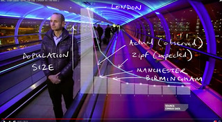 Mind the Gap (Zipf's Law): London vs. Manchester and the rest with Evan Davis @EvanHD #SecondCity | by dullhunk