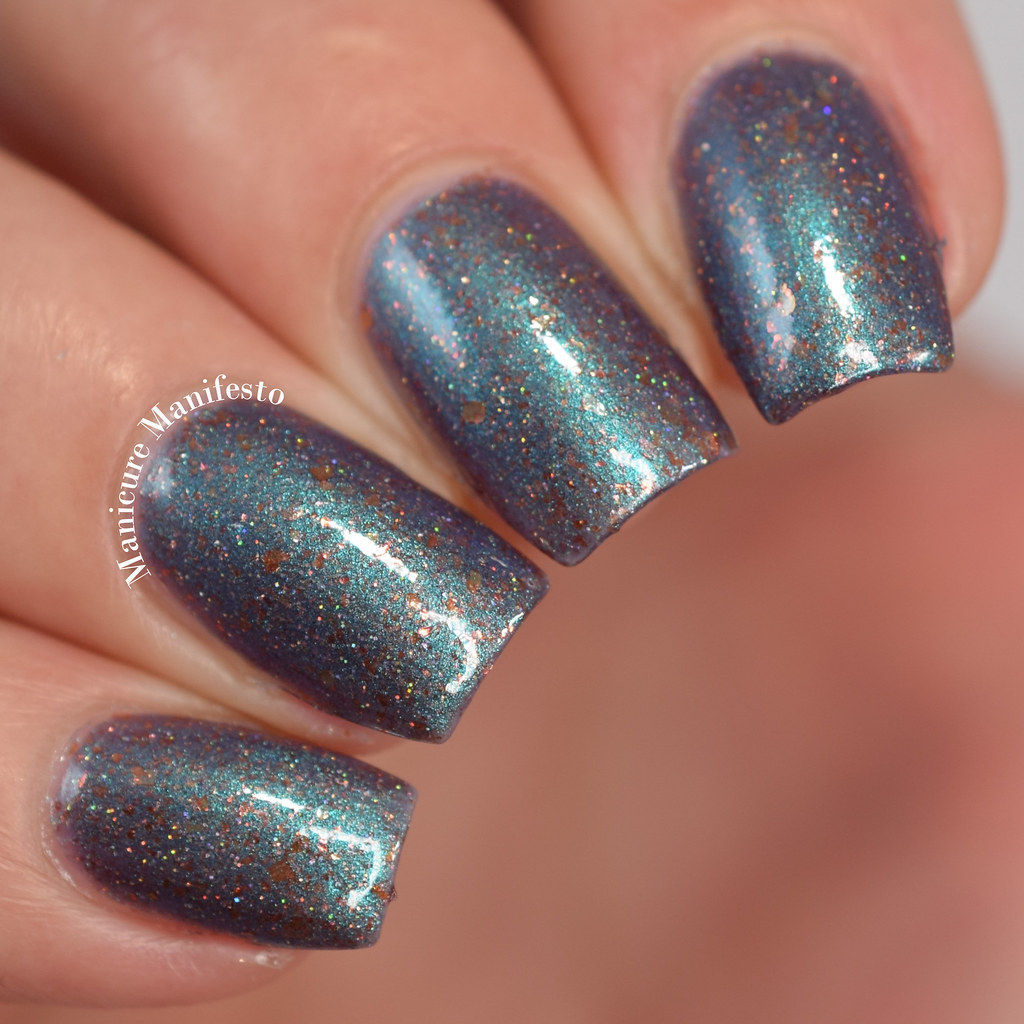 EDM Glimpses Of Twilight swatch