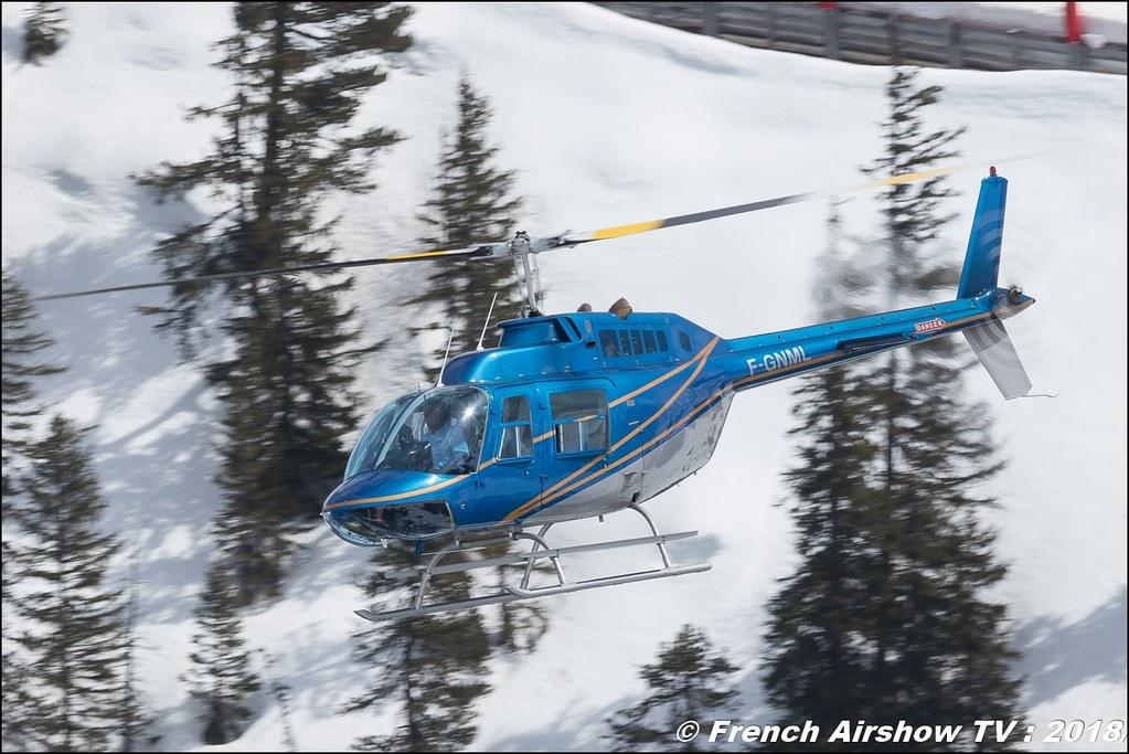 Agusta-Bell AB-206B-3 JetRanger III - F-GNML , CONTI & SCEG