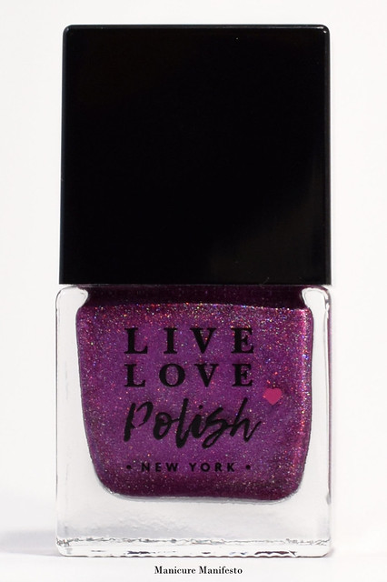 Live Love Polish Sweetheart Roses Review