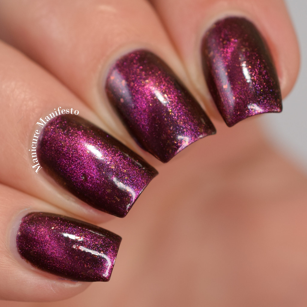 EDM Magnetic Fields swatch
