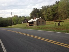 Old Buildings on Knox Mountain Road