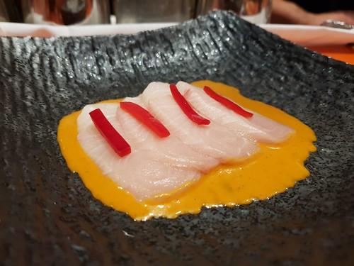 Yellowtail Sashimi Tiradito