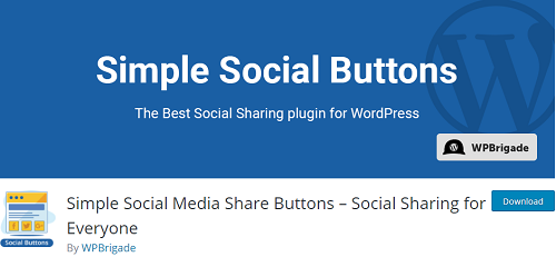 WordPress Social Media Plugins