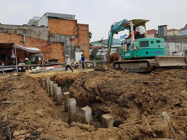 tiến độ dự án Bùi Tư Toàn MD Land 04-2018