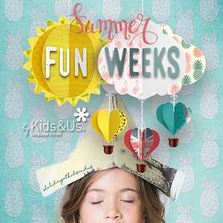Setmanes temàtiques en anglès a Kids & US