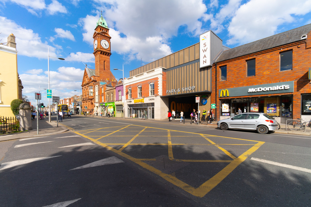 RATHMINES TOWN HALL AND CLOCK TOWER 001