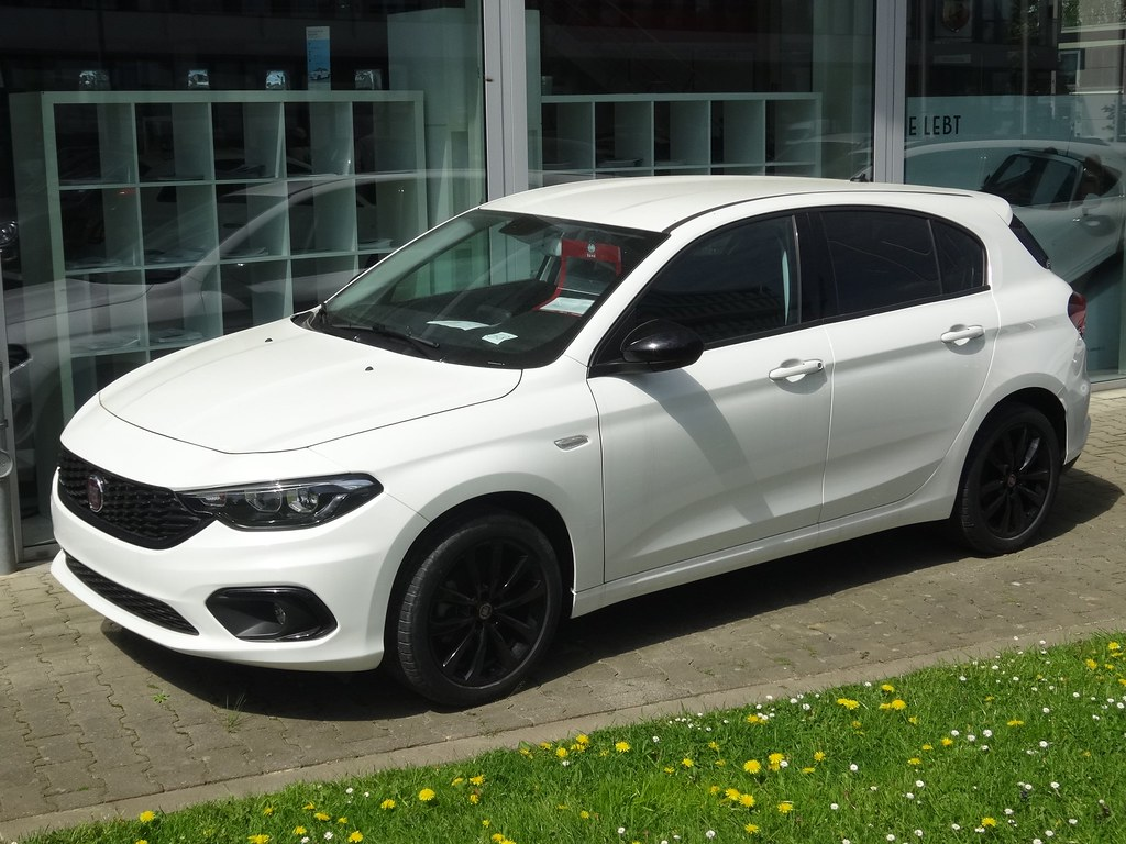 2018 Fiat Tipo S-Design | The second generation of the ...