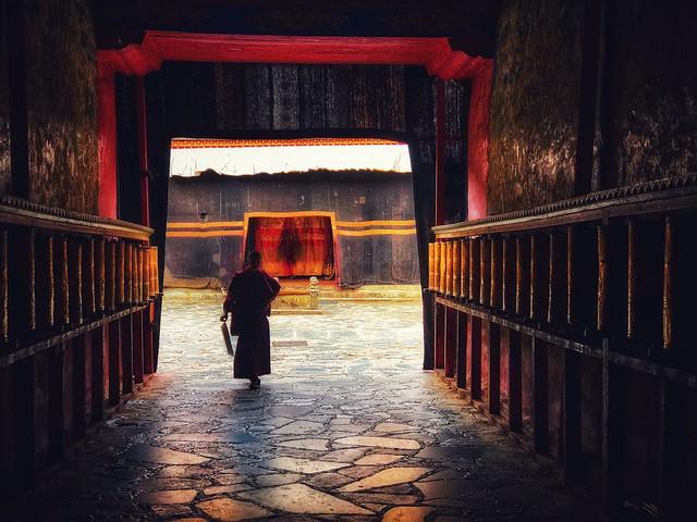 Monasterio de Sakya (Tíbet)