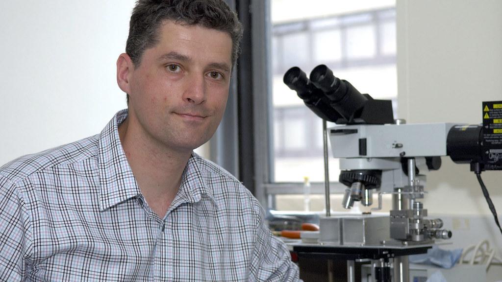 Dr Alain Nogaret