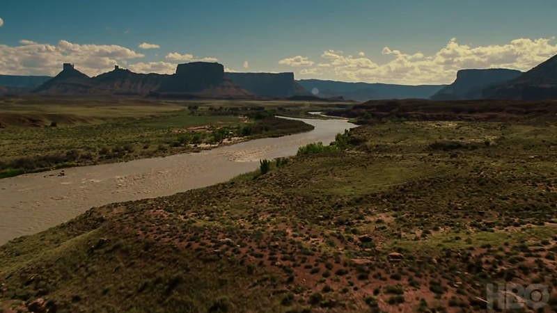 Westworld landscapes