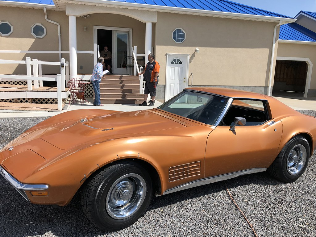 corvette 1971