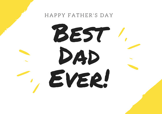 Cute Fathers Day Cards 2019