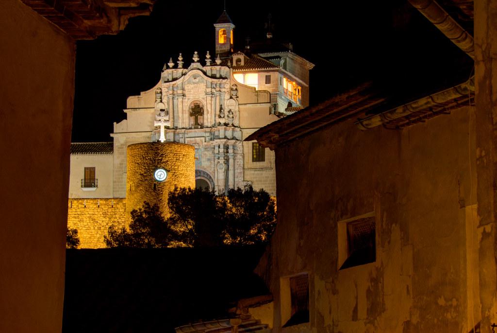 Enmarcada. Caravaca de la Cruz. | La fachada de la Basílica … | Flickr
