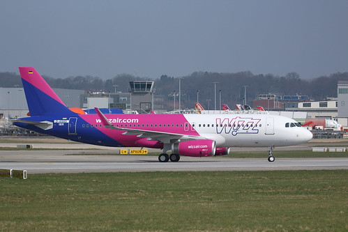 A320 Wizz Air HA-LYX | by XFW-Spotter