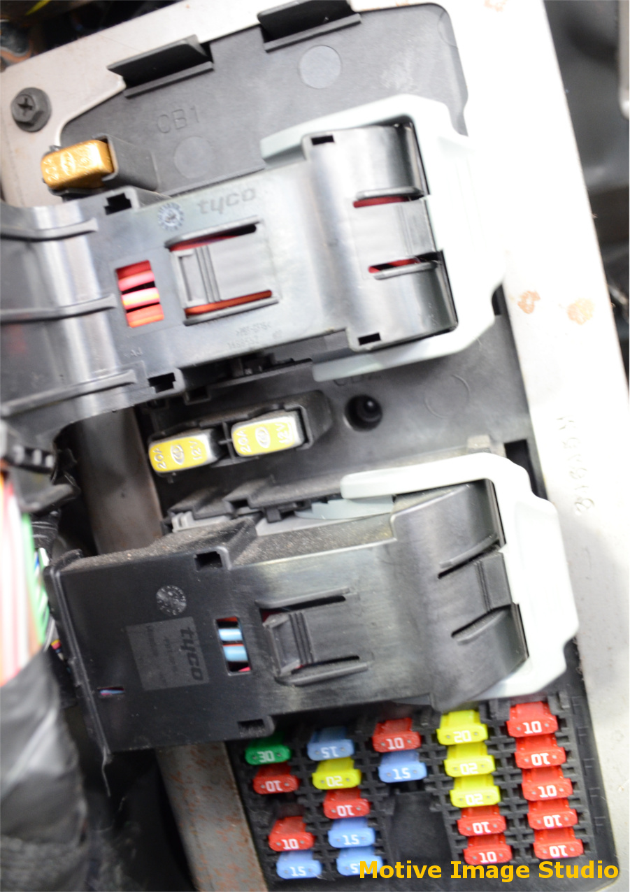 2007 Jeep Commander Interior Fuse Box Diagram