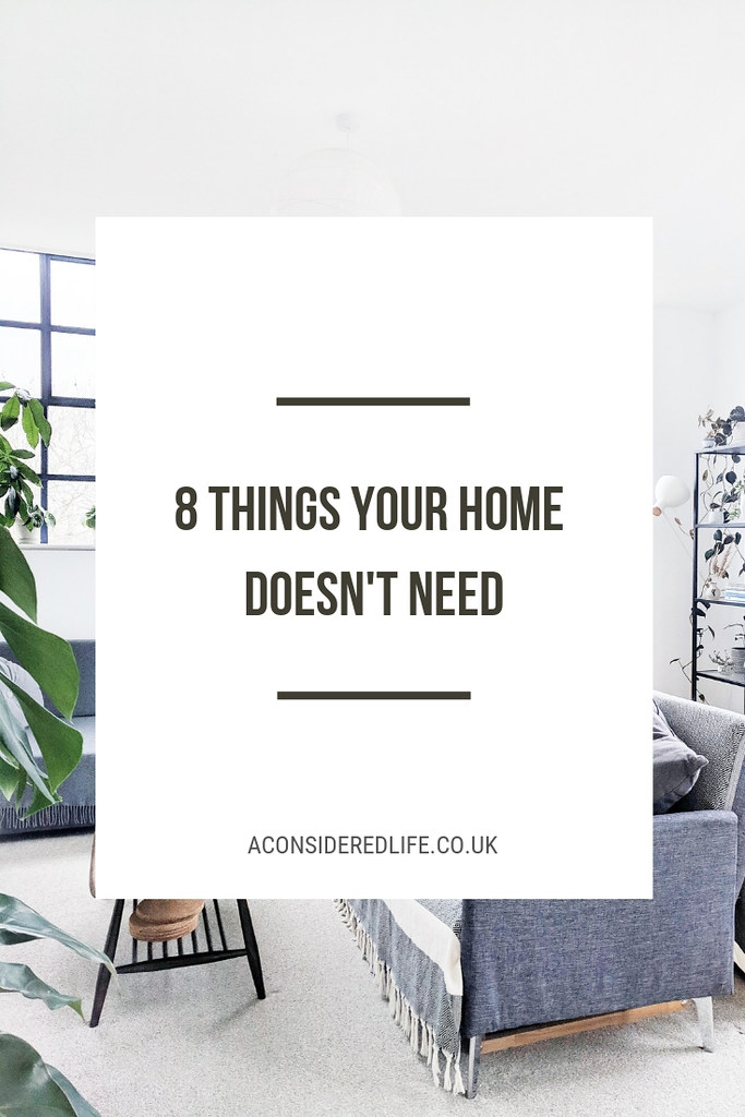 Things Your Home Doesn't Need