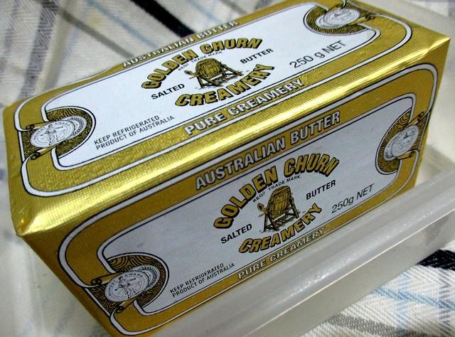 Golden Churn butter
