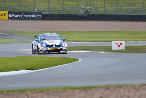 Mike Bushell, Volkswagen CC, British Touring Car Championship, Donington Park 2018