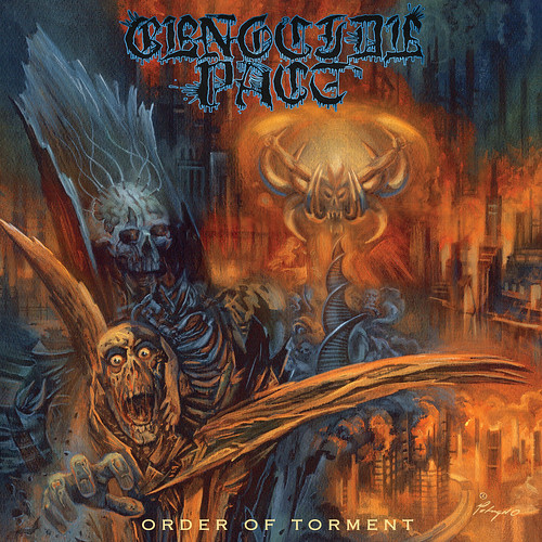 Cover of Order of Torment by Genocide Pact