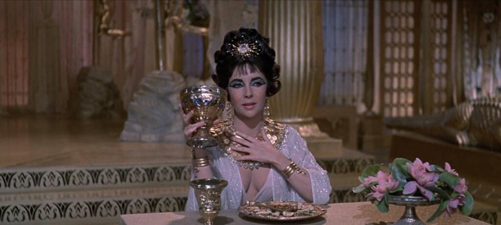 Roddy Mcdowall And Elizabeth Taylor Elizabeth Taylor, Cleo...