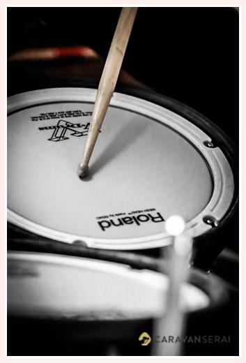 ローランドのドラム
