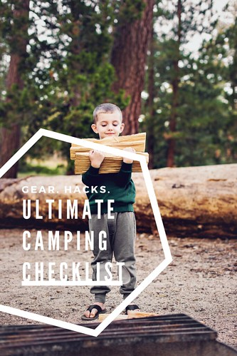 ultimate camping checklist