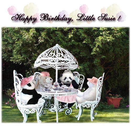 Happy Birthday, Susie !!!