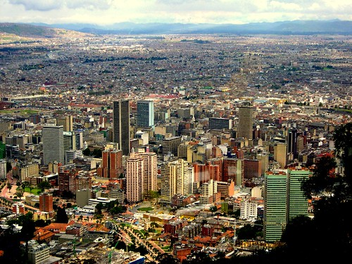Bogota Cityscape | by Stephen Downes