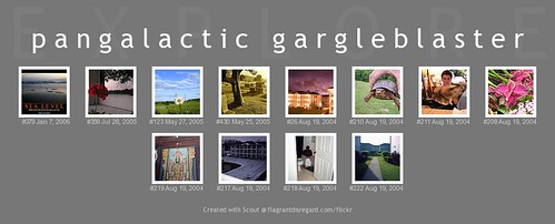 pangalactic gargleblaster and the heart of gold By: pangalactic ...