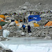 Expeditions at Mt. Everest Base Camp, April 2006