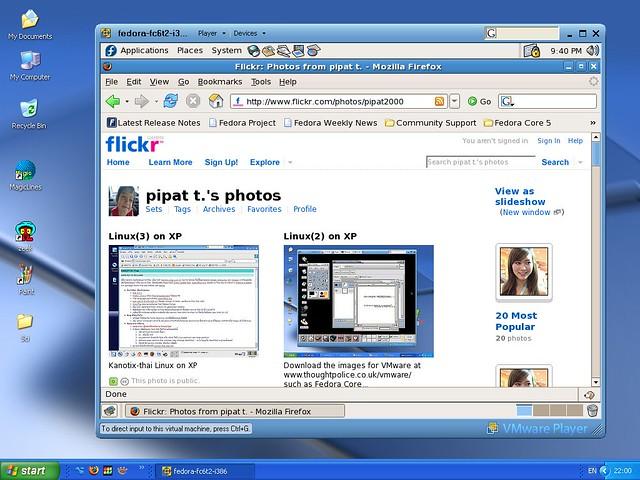 Скачать Fedora Core 6