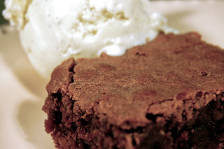 Praline Fudge Brownie | by bakeorbreak