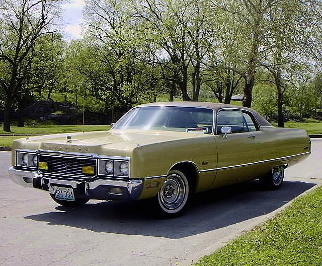 Chrysler Newport 1973 1973 Chrysler Newport | by
