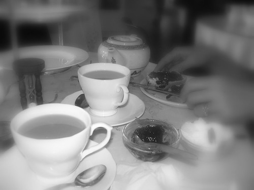 Quintinesentally English - afternoon tea | by Grasped2