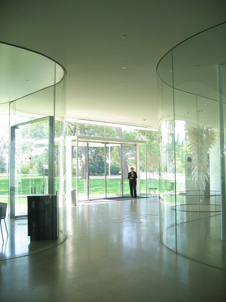 sanaa toledo museum of art glass pavilion item view flickr