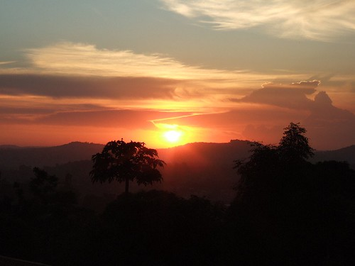 Kampala Sunset Uganda | by The Muffin  Man