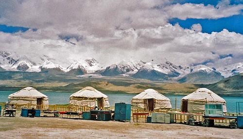Karakul Lake Yurt Karakul Lake Yurts