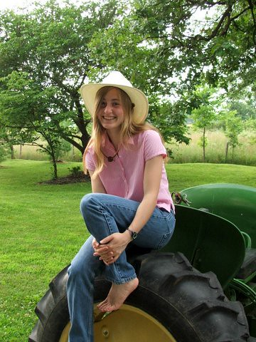 Country Girl There S Just Something About John Deere