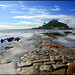 St Michaels Mount, Cornwall, UK