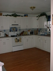 Wood Laminate Kitchen Benchtops