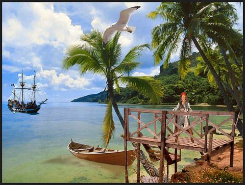 Captain Jack S Island Grill Wildwood Menu