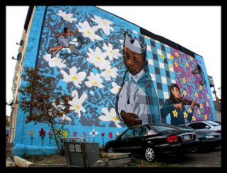 Young King Mural | by Fen Branklin