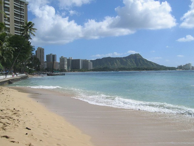 Diamond Head Beach Hotel Oahu Hawaii
