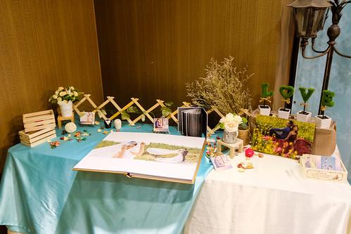 【推薦】高雄美麗島站尊龍大飯店豪華宴客場地有新娘房&住宿喔! (7)