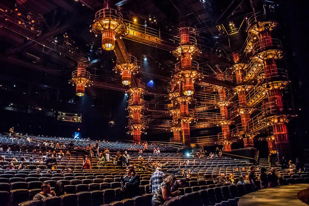 Cirque Du Soleil Mgm Grand Las Vegas